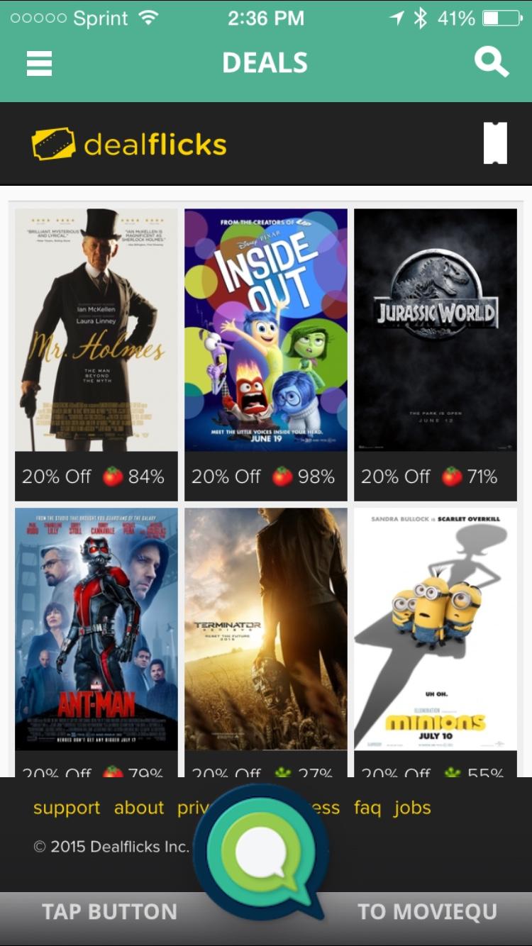 MovieQU Deals