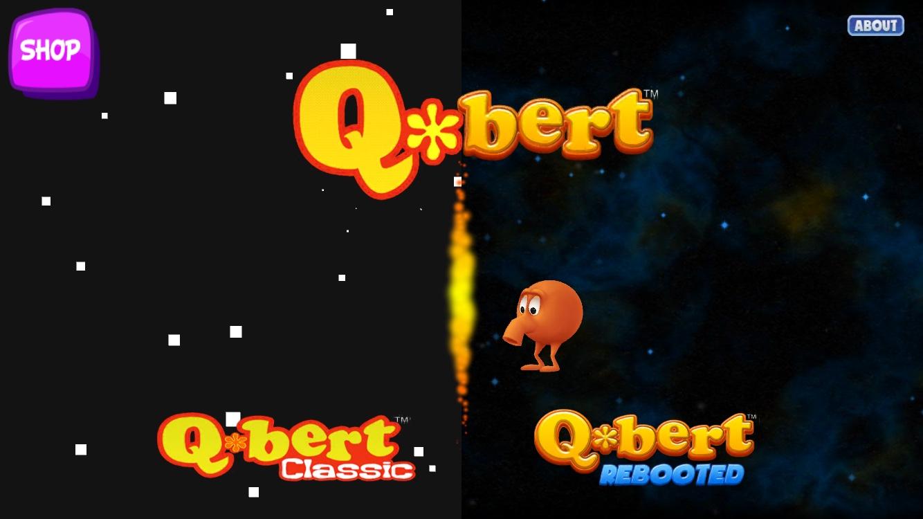 Qbert Modes