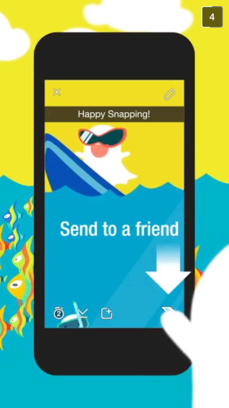 Snapchat Share