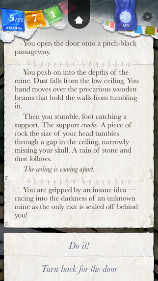 Sorcery! Story
