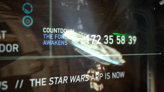 The Force awakens in new official Star Wars app from Disney