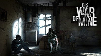 Guide desperate civilians to survival in This War of Mine