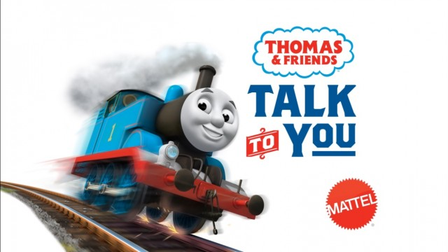 Toot, toot! Climb aboard as Thomas & Friends Talk to You