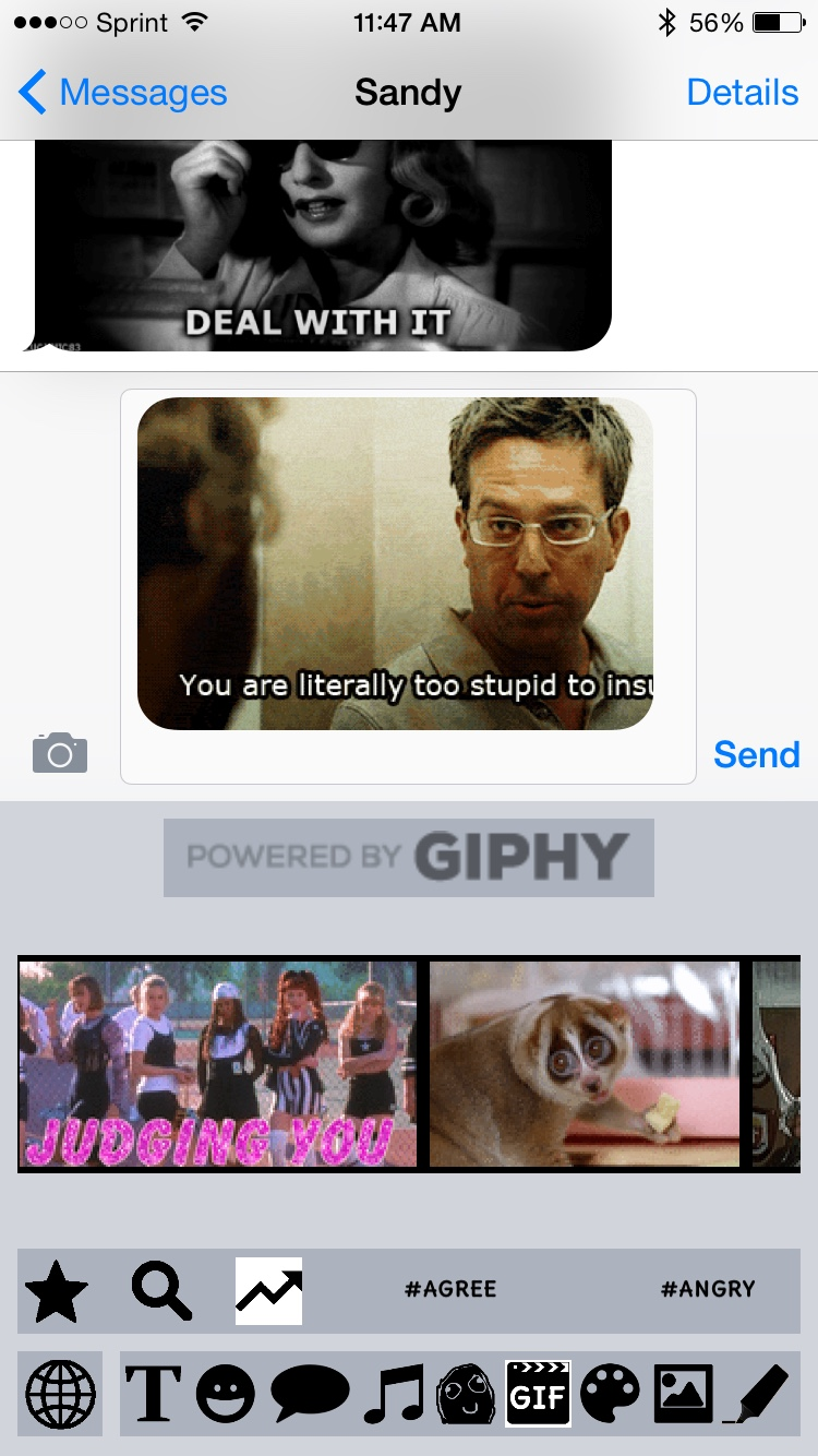 What2Share GIFs