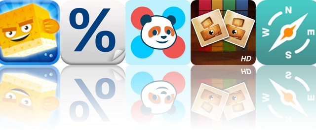 Today's apps gone free: Fish Heroes, Percentages Calculator, Panabee and more