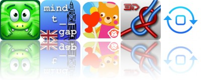 Today's apps gone free: Expand It!, Mind the Gap, Monki Birthday Party and more