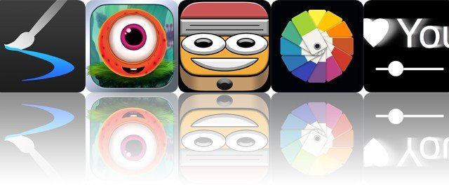Today's apps gone free: Inspire Pro, Swing Tale, Save the Pencil 2 and more