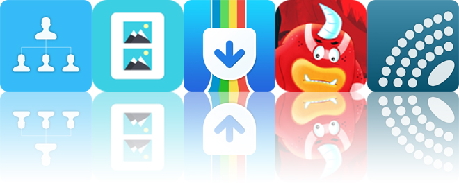 Today's apps gone free: OrgChart, PDF Photos, SaveGram and more
