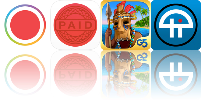 Today's apps gone free: Spark Camera, Chronicle, The Island: Castaway 2 and more