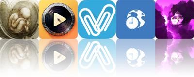 Today's apps gone free: Leonardo da Vinci: Anatomy, Turnplay, QuickClip and more