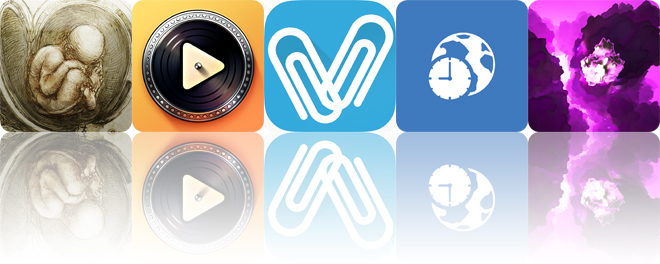 Today's apps gone free: Leonardo da Vinci: Anatomy, Turnplay, QuickClip and more