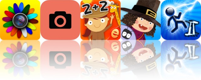 Today's apps gone free: FX Photo Studio, Shoot, Animal Math Games and more