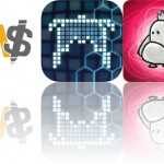 Today's apps gone free: Worms 3, Wealthy, Decluster and more