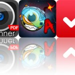 Today's apps gone free: Places Around, Pocket Scanner, Starborn Anarkist and more