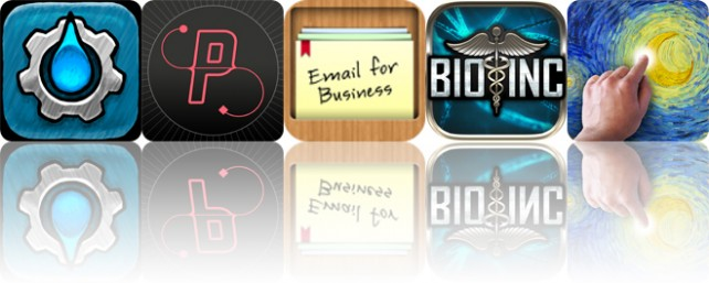 Today's apps gone free: Aqueduct, Path On, Email for Business and more