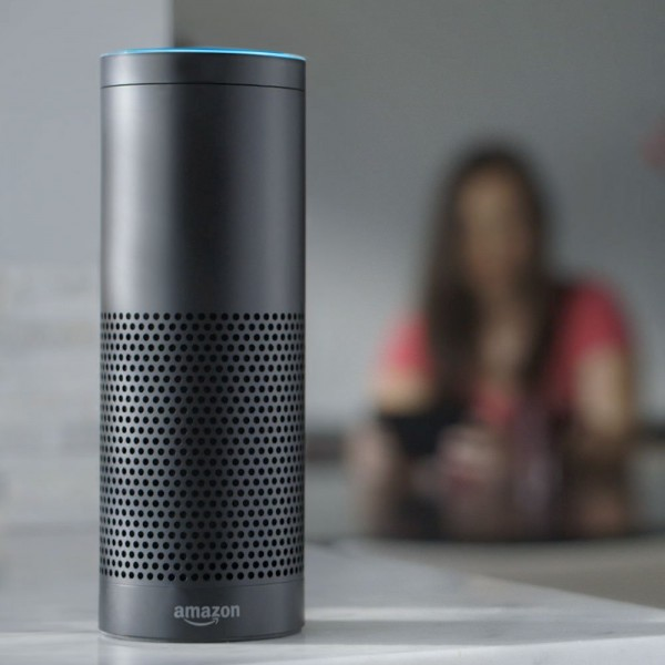 Review: Amazon Echo sounds like a home run