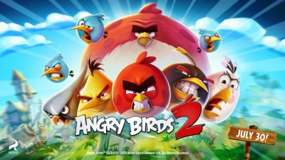 The birds are back in town with the upcoming Angry Birds 2