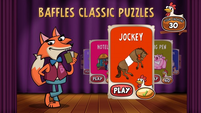 Baffles Classic Puzzles - Featured Image