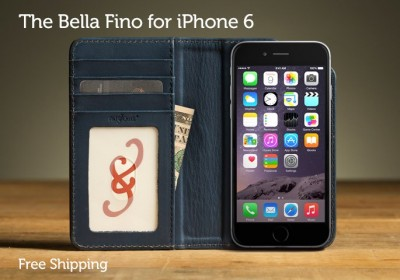 Review: The elegant Bella Fino for iPhone by Pad & Quill