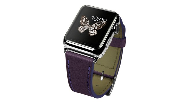 Review: Luxurious leather Apple Watch bands by Lucrin