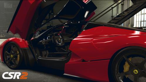 CSR2 Ferrari