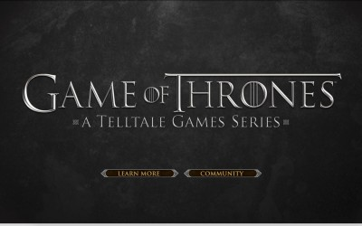 Good news, Telltale's Game of Thrones will bring season two