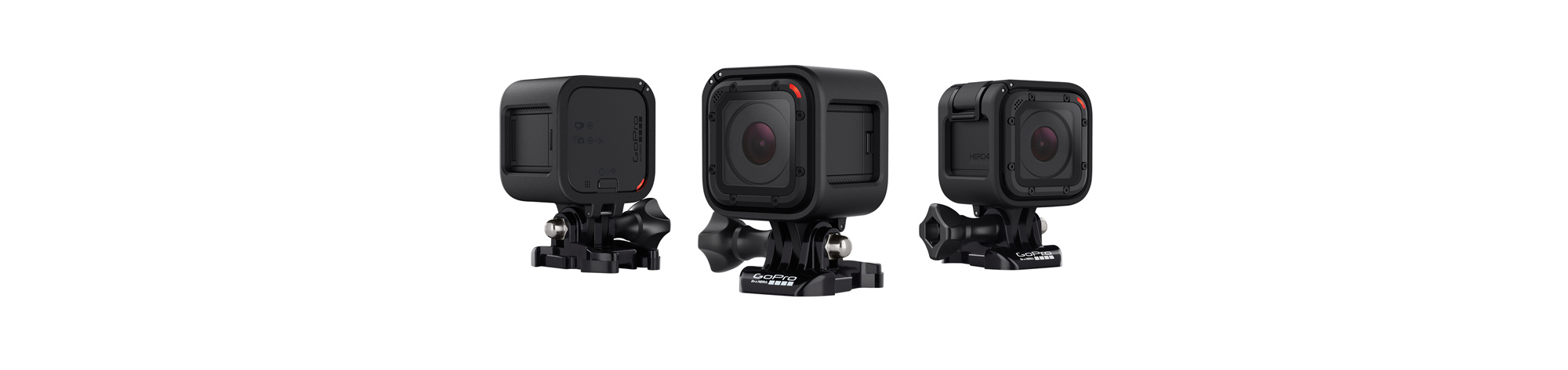GoPro's latest camera, the Hero4 Session, plays nice with iPhone