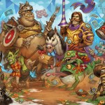 The Grand Tournament arrives in Hearthstone: Heroes of Warcraft next month