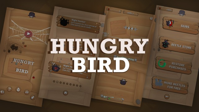 Hungry Bird - Featured Image