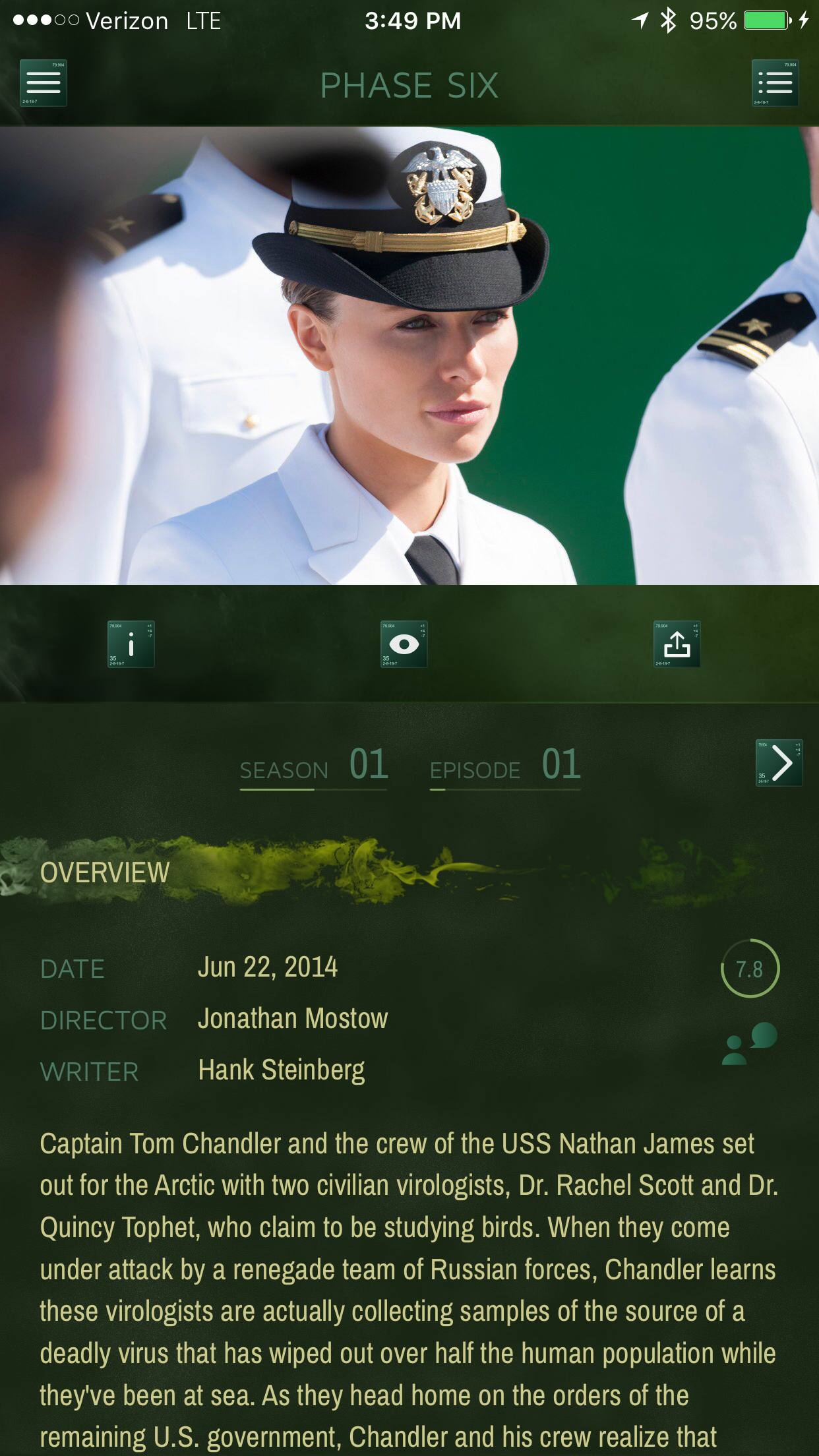 Customize your TV show tracking with the newly updated iShows 2