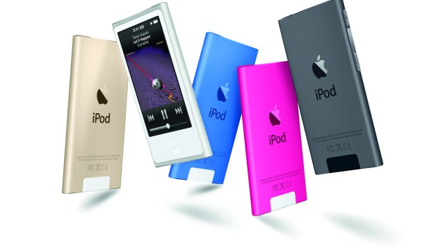 There's no Apple Music love on the iPod nano or iPod shuffle