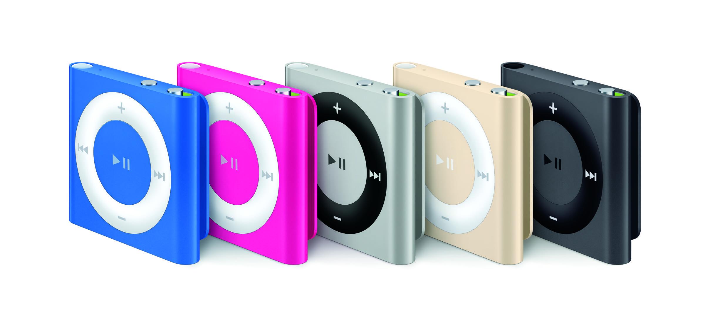 iPodShuffle-5Color-PR-PRINT