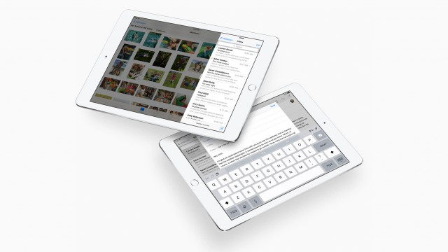 The 'iPad Pro' could finally arrive in November