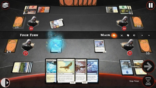 Get Magic: the Gathering on-the-go with the new Magic Duels.