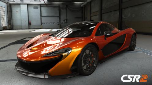 CSR2 McLaren