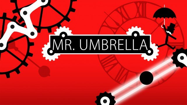 Mr. Umbrella - Featured Image