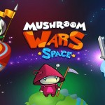 Your fungi battle to the death in Mushroom Wars: Space!