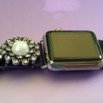 AppleCharmers Apple Watch bands add some feminine appeal