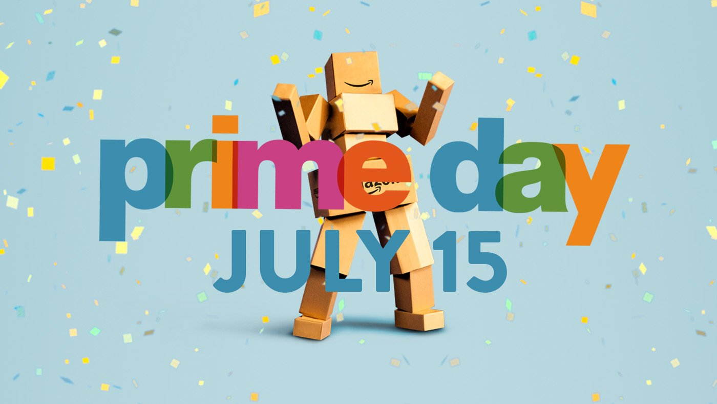 Amazon's Prime Day will kick off starting early tomorrow morning