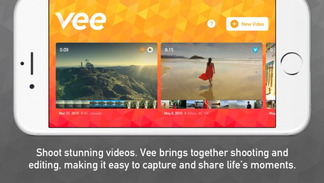 Vee for Video
