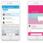 Microsoft's new Send app brings iMessage simplicity to email