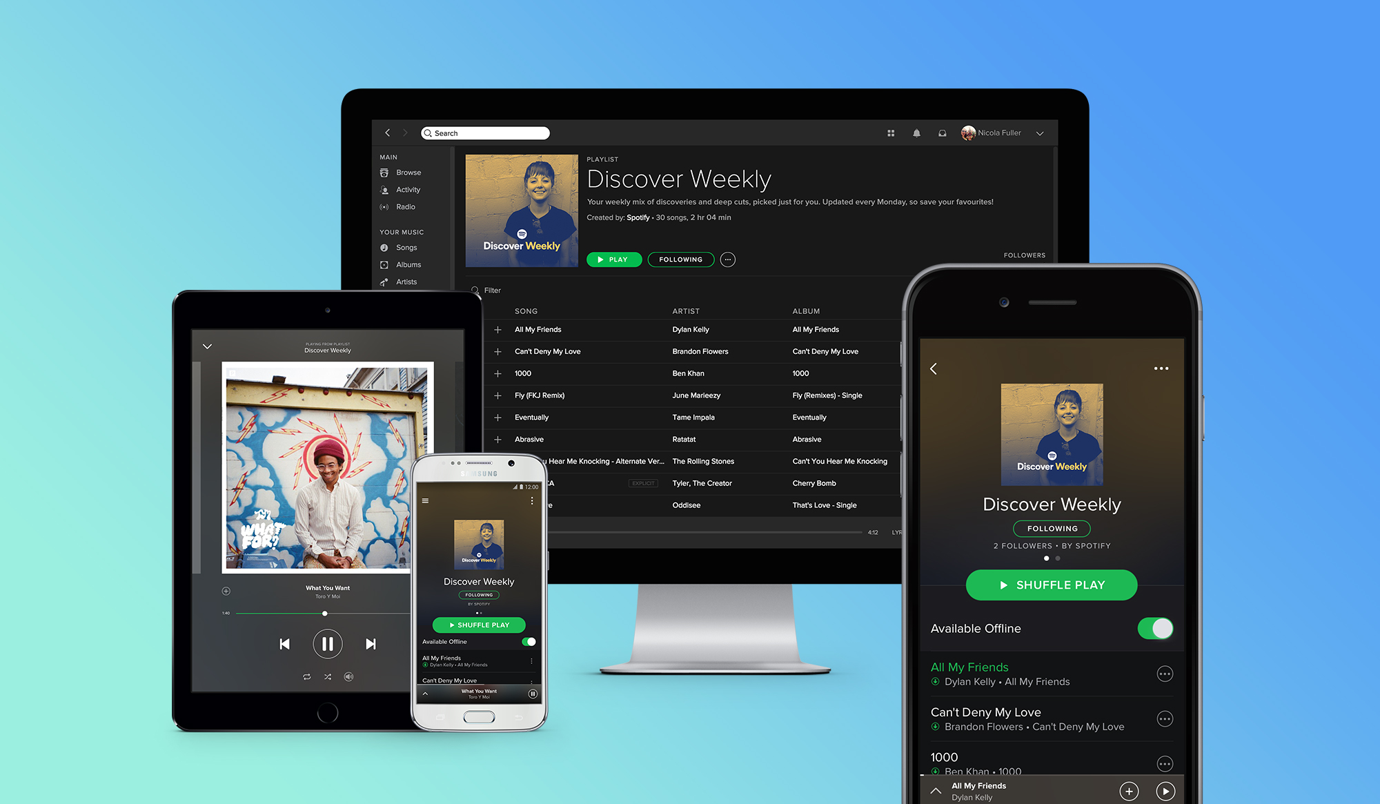 Spotify unveils a new feature in its battle against Apple Music