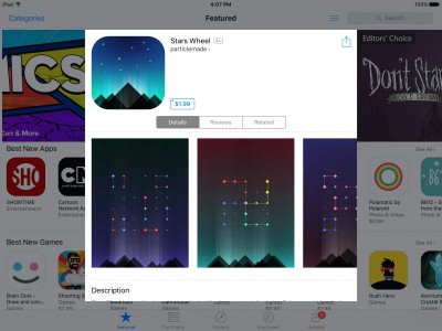 Did Apple really just feature a swastika in the App Store's Best New Games?