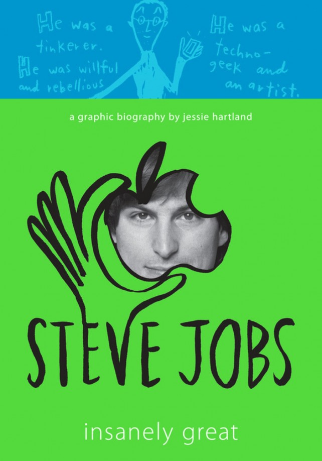 """Steve Jobs: Insanely Great."""