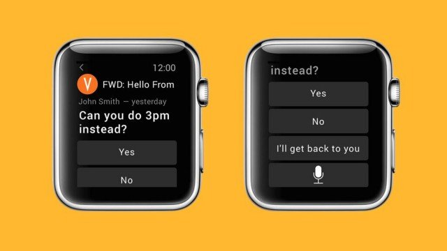 InboxVudu is coming to a wrist near you