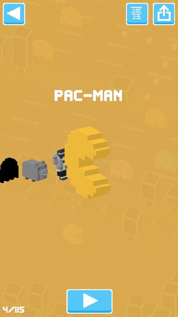 CrossyRoadPacMan-1