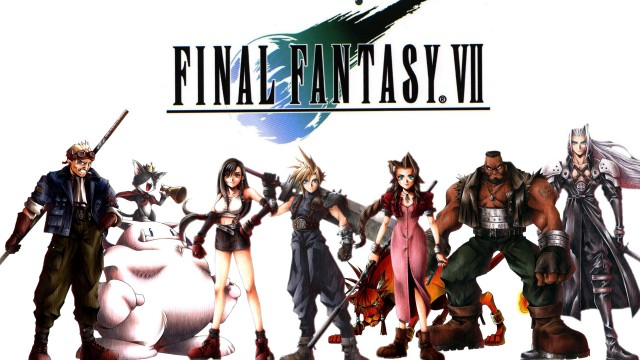 The dramatic tale of Final Fantasy VII has arrived on iOS