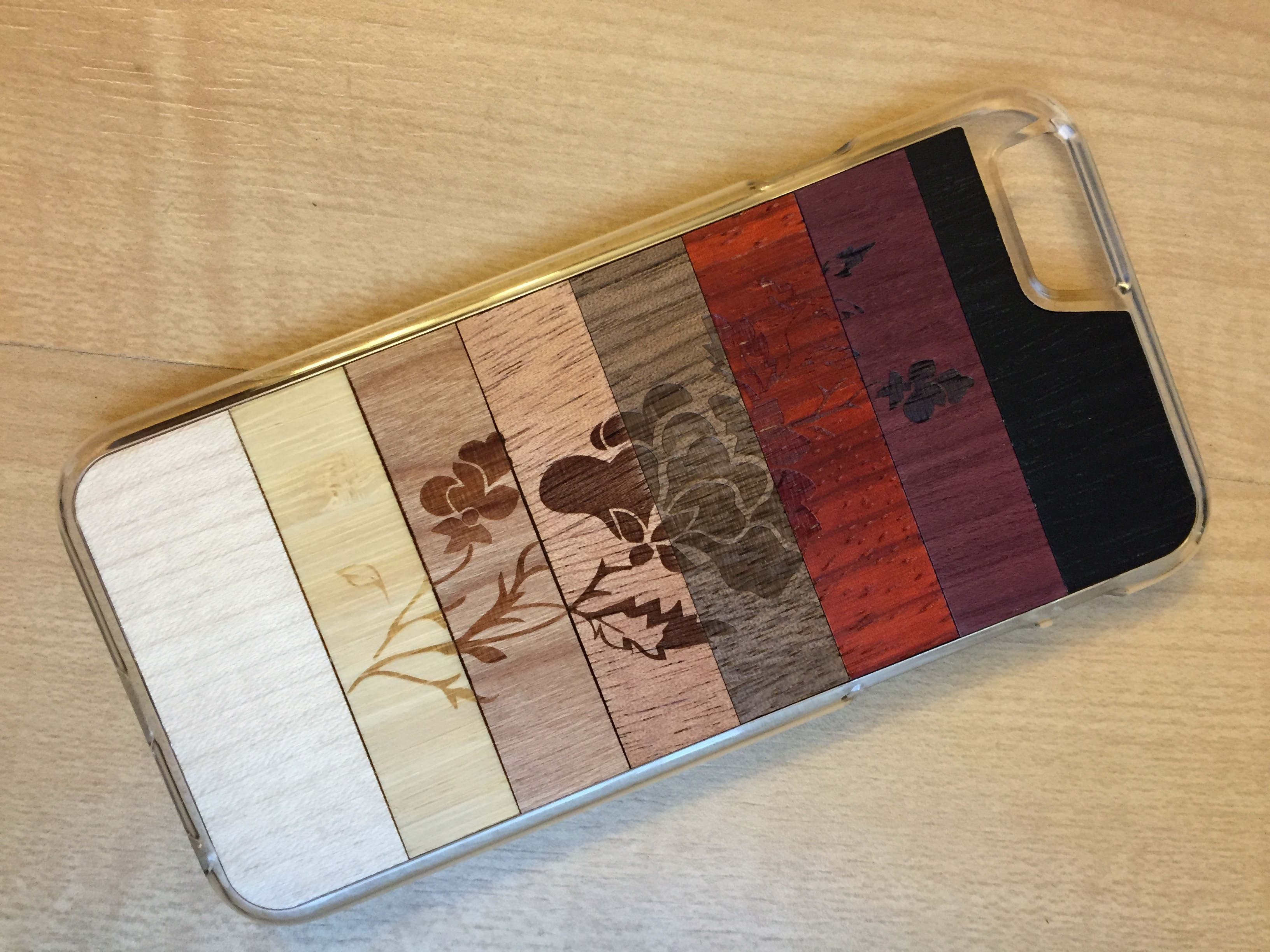 carved iphone case review carved s slim wood for iphone is impressive 10341