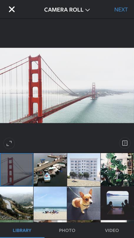 Instagram Updated Views