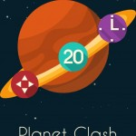 Blow away the dots in Planet Clash